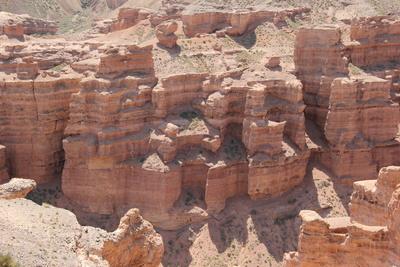 Charyn-Canyon-National-Park- Kasachstan-2