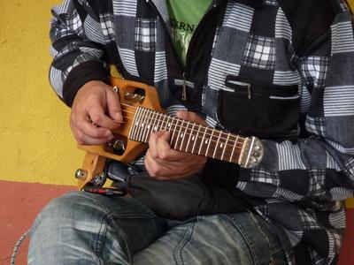 Straßenmusiker 2