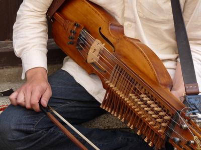 Straßenmusiker 3