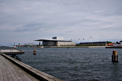 Amaliehaven mit der Oper