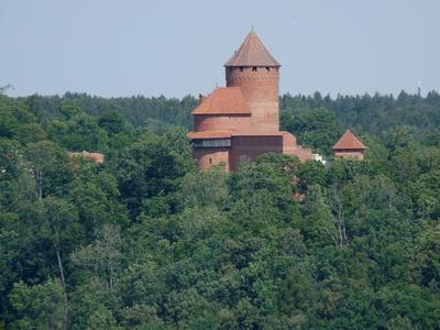 Ritterburg Turaida (Lettland)
