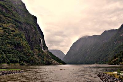Mystische Fjorde