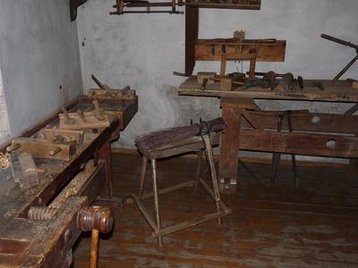Alte Schreinerwerkstatt 1
