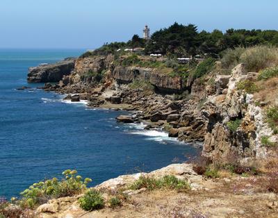 Steinige Bucht