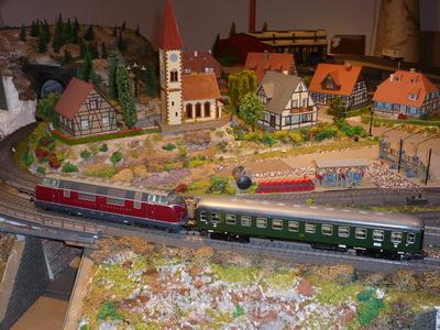 Eisenbahnanlage