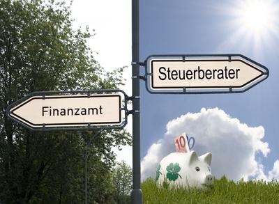 Steuerberater / Finanzamt