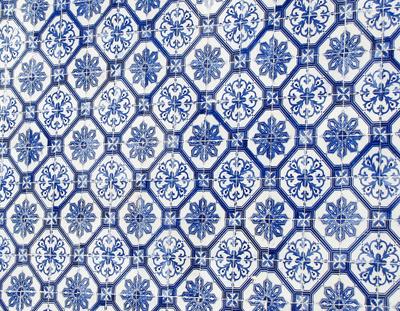Portugiesische Keramikfliesen