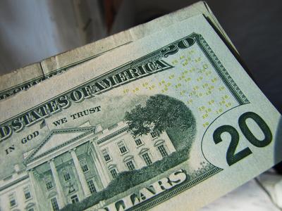 20-Dollar-Noten