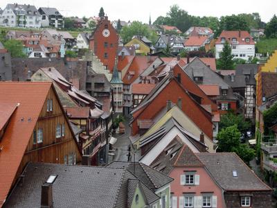 Meersburg/Bodensee