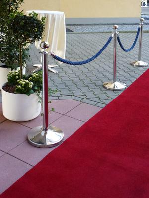 Willkommen für VIP-Gäste