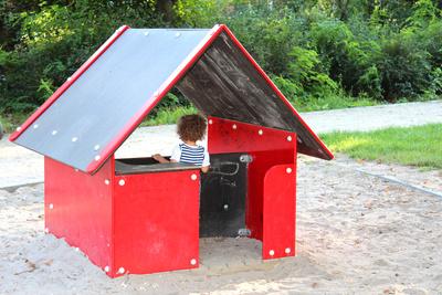 Mein kleines rotes Haus