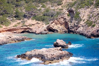 Bucht Ibiza
