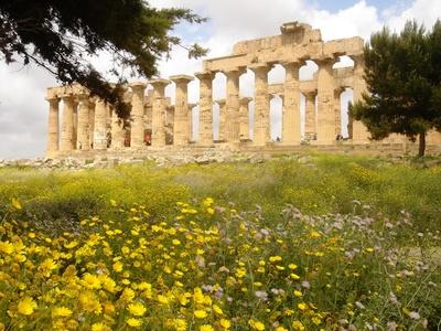 Hera Tempel in Selinunte