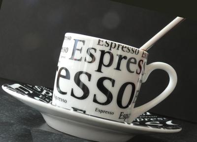 Espressotasse 1