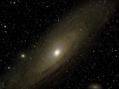 Nachbargalaxy M31