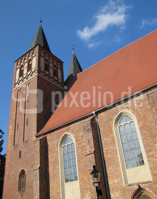 Baruth/Mark, St.-Sebastian-Kirche