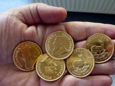 Krügerrand Münzen