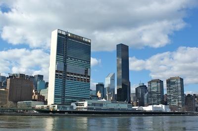 UN-Hauptquartier New York