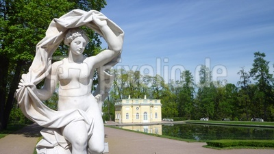 Statue im Katharinenpark