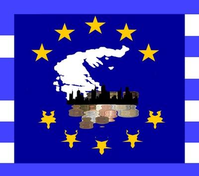 Griechenland versinkt