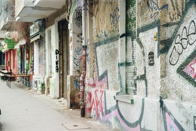 Fassade  in Berlin