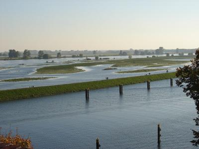 Elbe bei Tangermünde