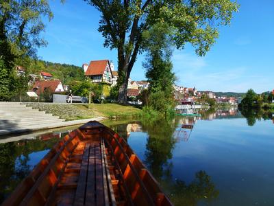 Horb mit Neckar und Altstadt