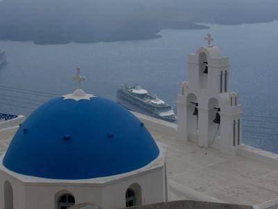 Kirchen auf Santorini 1