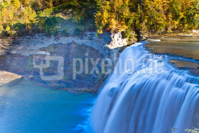 Letchworth State Fall 2