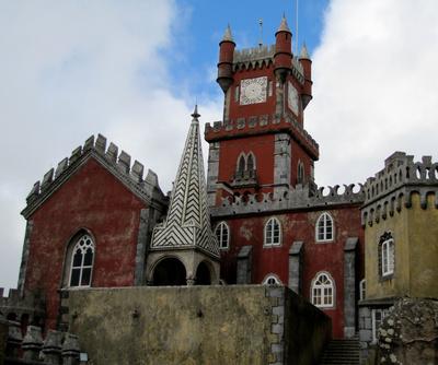 National-Palast Sintra