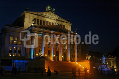 Schauspielhaus bei Nacht 1
