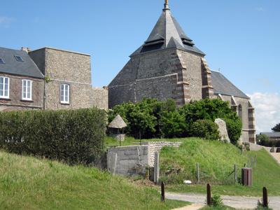 Kapelle Nôtre Dame du Salute (Normandie)