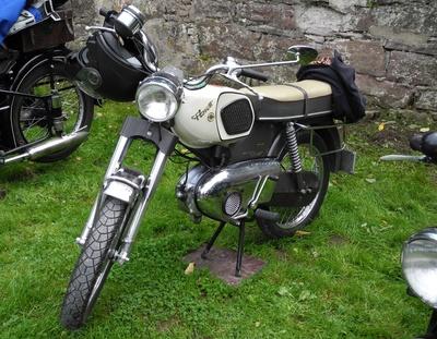 Kreidler Moped