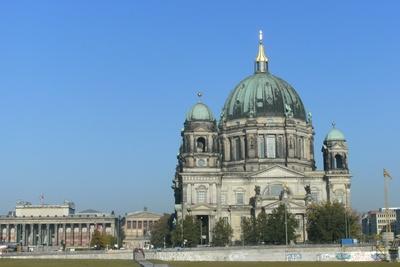 Berliner Dom in der Morgensonne!