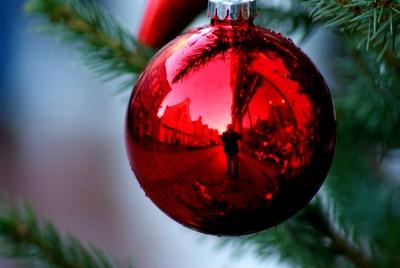 Weihnachten im Fokus.