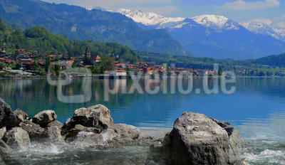 Bergsee-Pano