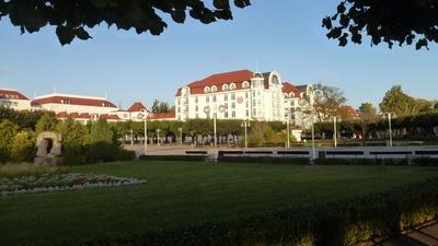 Hotel Sheraton in Sopot