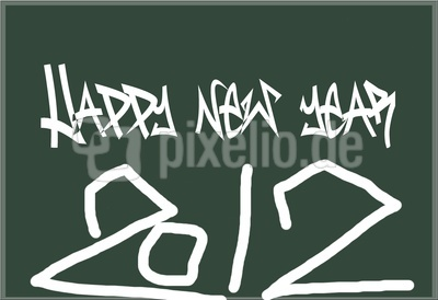 Happy new Year Tafel
