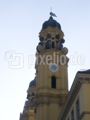 Theatinerkirche 3