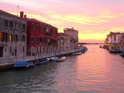 Venedig en rose