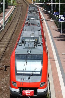 S-Bahn im Ruhrgebiet