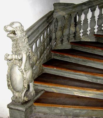 Treppenaufgang (Quedlinburg)