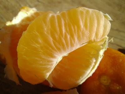 Mandarinenspalte