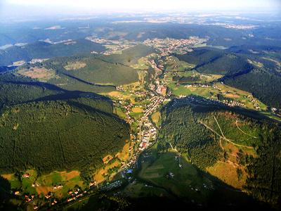 Murgtal bei Baiersbronn-Mitteltal