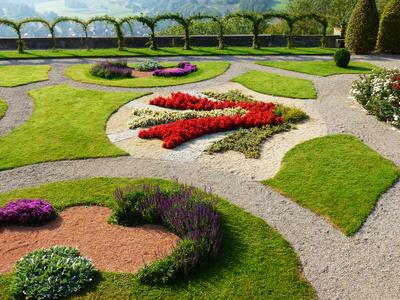 Barocker Schlossgarten 2