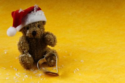 Weihnachtsbär 4
