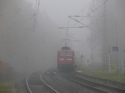 Tristesse im Nebel 2