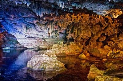 Tropfsteinhöhle Sardinien Grotta di Nettuno