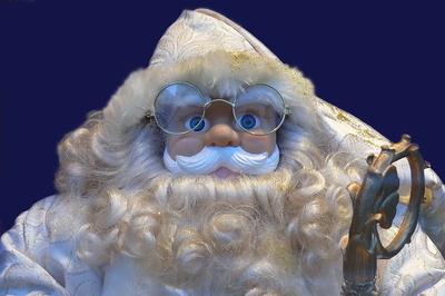 Sah der Nikolaus so aus?