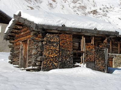 Südtirol: Naturidyll Fane Alm